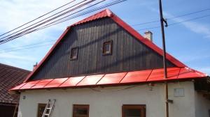 Střechy Svratka Maxidek 04